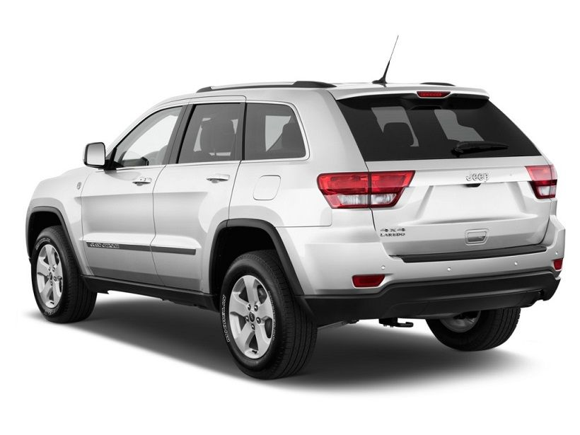 Jeep Grand Cherokee 2012, Kuwait