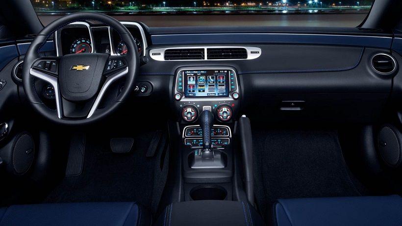 Chevrolet Camaro Coupe 2015, Qatar