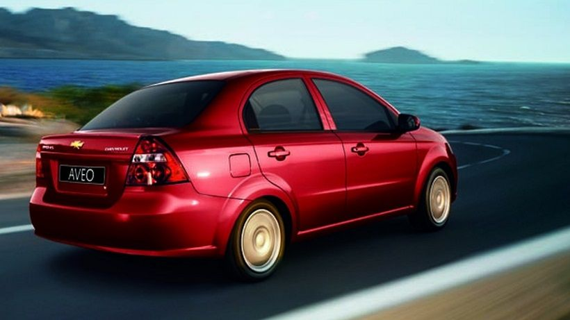 chevrolet aveo price in uae