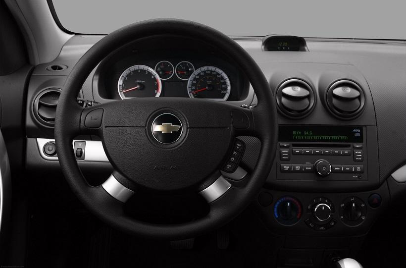 Chevrolet Aveo 2015, Qatar