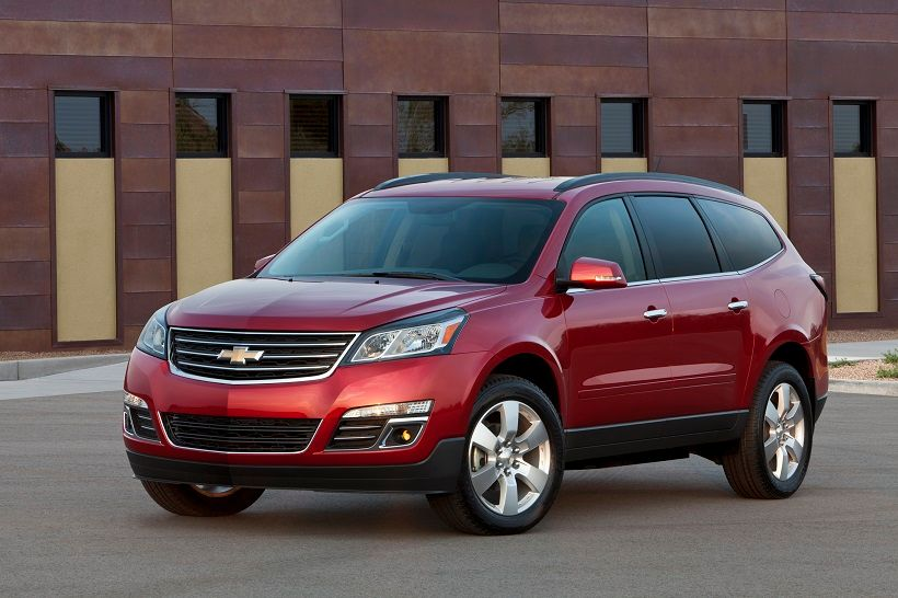 Chevrolet Traverse 2015, Qatar