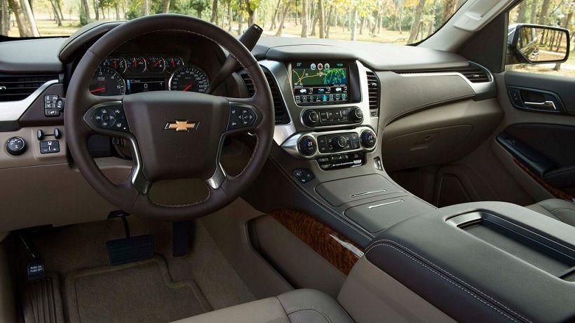 Chevrolet Suburban 2015, Qatar