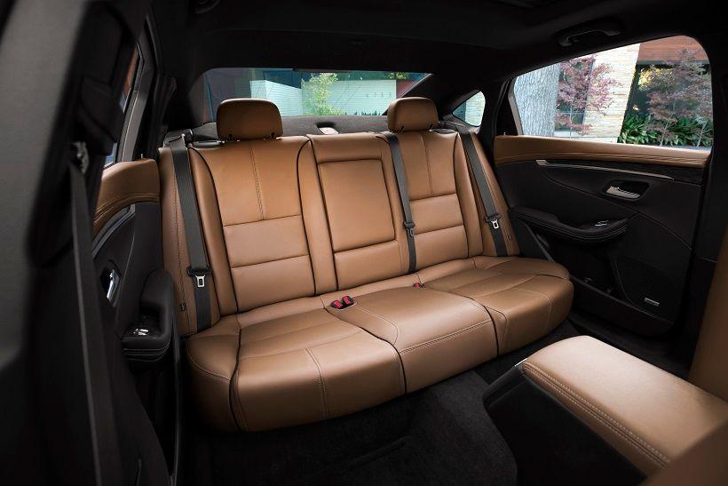 Chevrolet Impala 2015, Oman