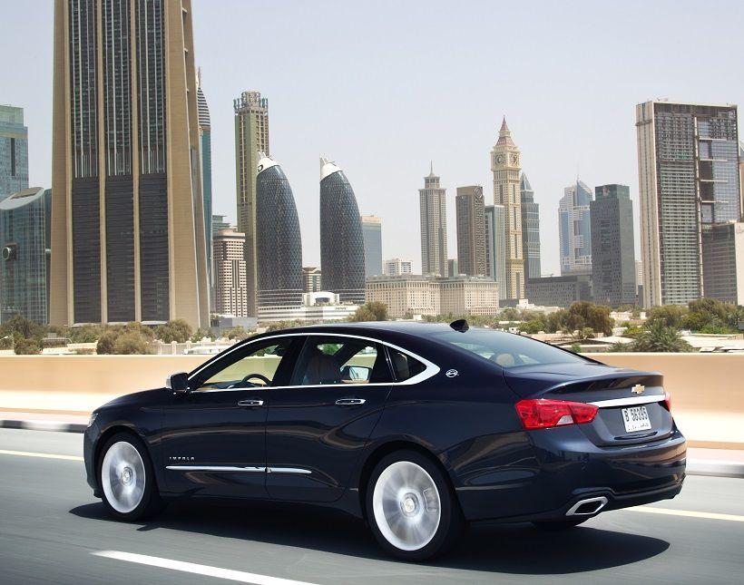 Chevrolet Impala 2015, Kuwait