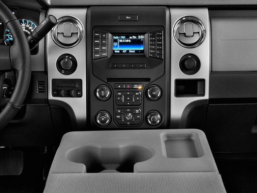 Ford F-150 2015, Qatar