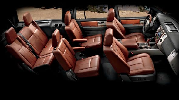 Ford Expedition 2015, Kuwait