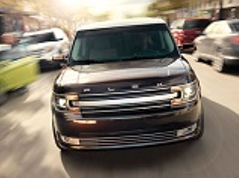 Ford Flex 2015, Qatar