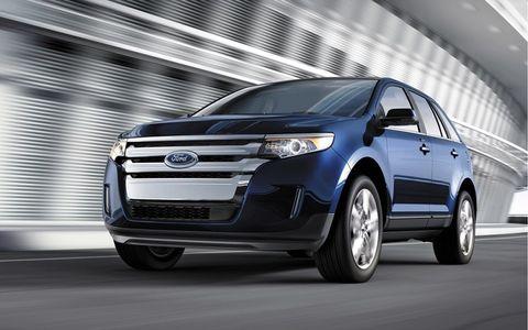 Ford Edge  United Arab Emirates