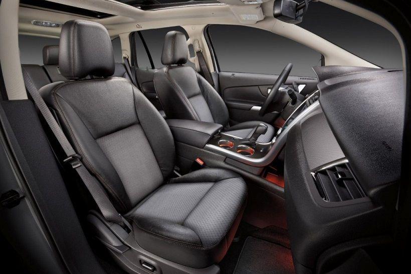 Ford Edge 2015, Qatar