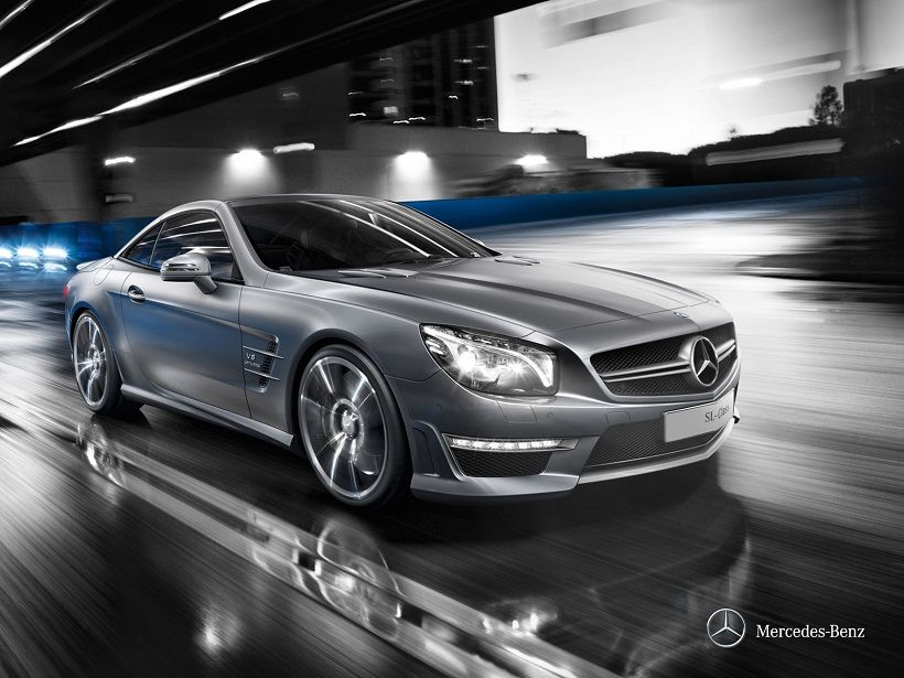 Mercedes-Benz SL-Class 2015, United Arab Emirates