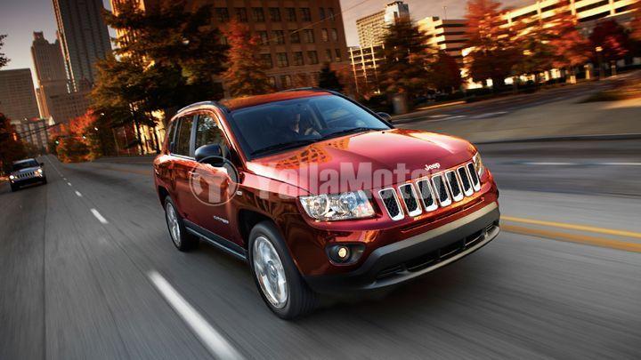 Jeep Compass 2012, Qatar