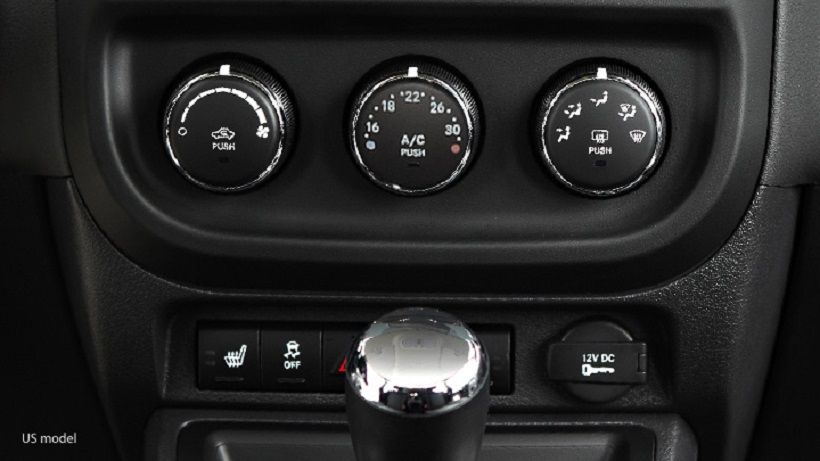 Jeep Compass 2012, Oman