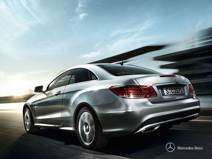 Mercedes-Benz E-Class Coupe 2015, United Arab Emirates
