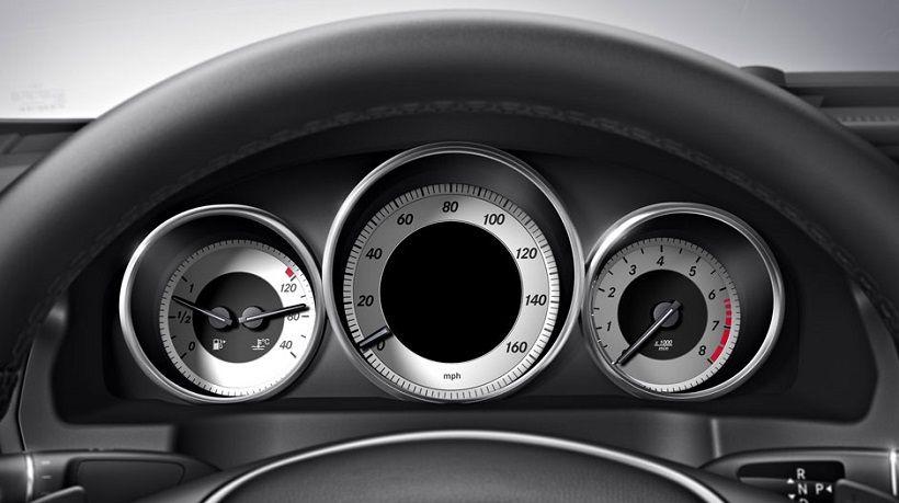 Mercedes-Benz E-Class Cabriolet 2015, Kuwait