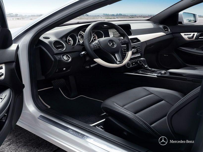 Mercedes-Benz C-Class Coupe 2015, Saudi Arabia