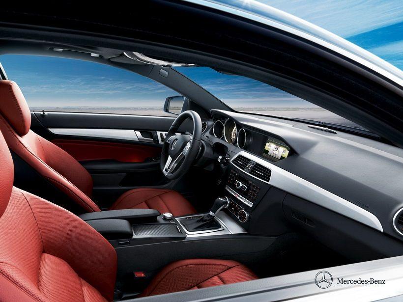 Mercedes-Benz C-Class Coupe 2015, Oman