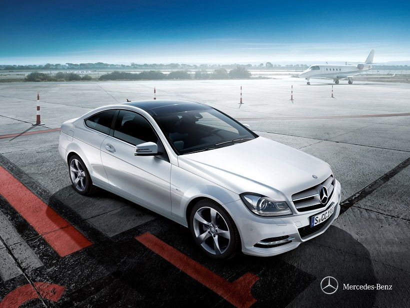 Mercedes-Benz C-Class Coupe 2015, United Arab Emirates