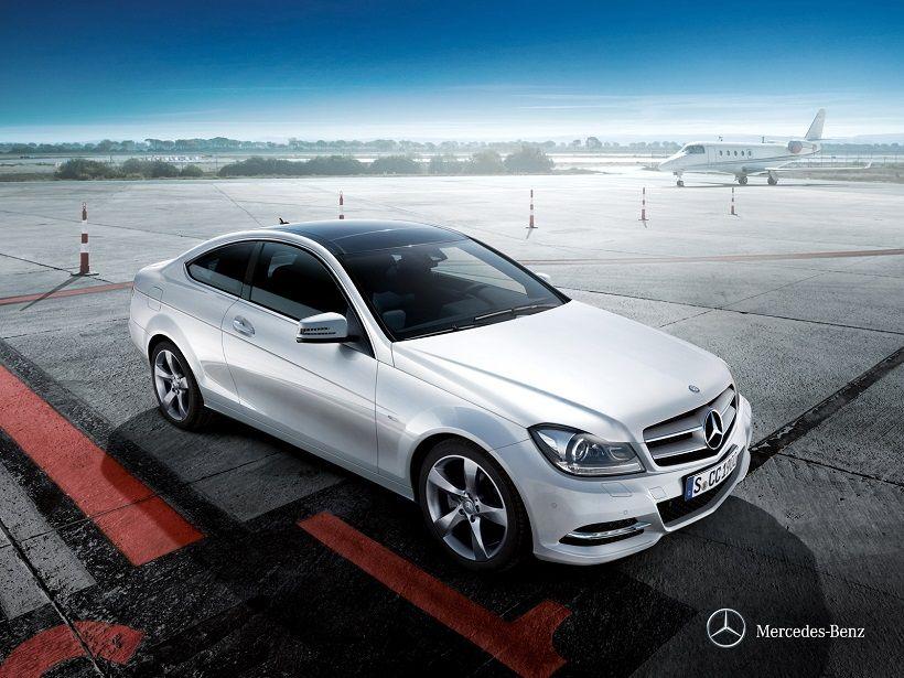 Mercedes-Benz C-Class Coupe 2015, Bahrain