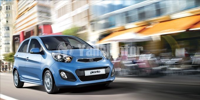 Kia Picanto 2012, United Arab Emirates