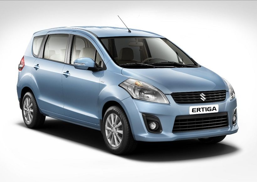 Suzuki Ertiga 2015, United Arab Emirates