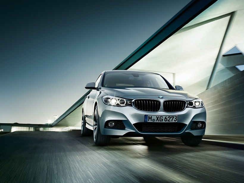 BMW 3 Series Gran Turismo 2015, Egypt