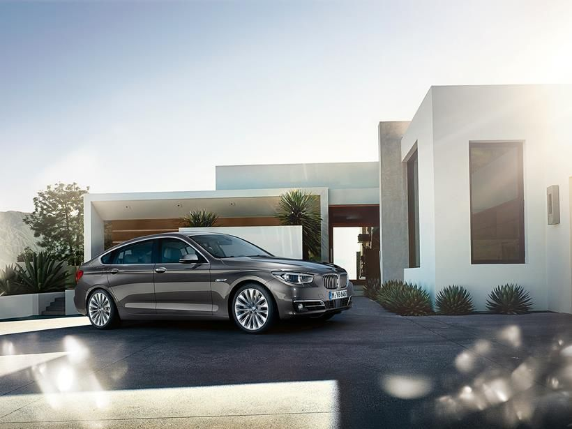 BMW 5 Series Gran Turismo 2015, Egypt