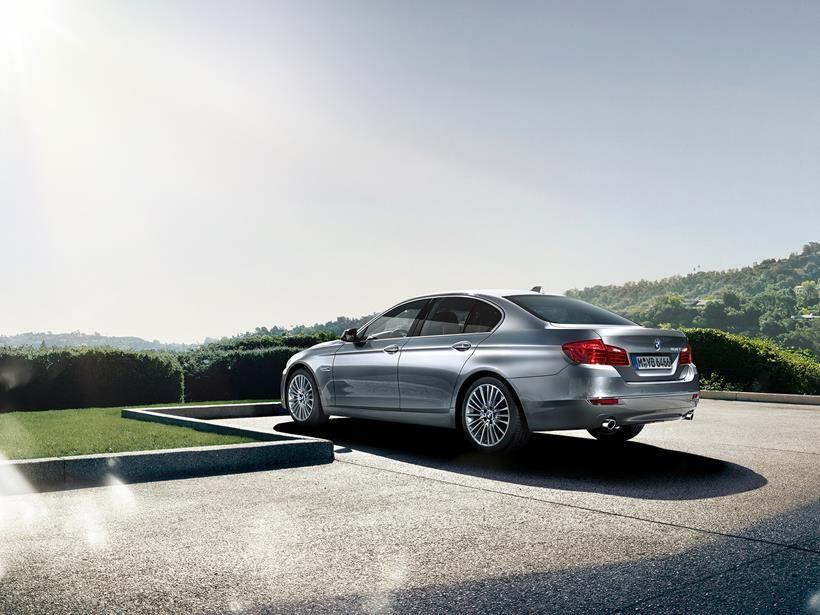 BMW 5 Series 2015, Bahrain