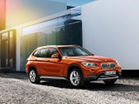 BMW X1 2015, United Arab Emirates