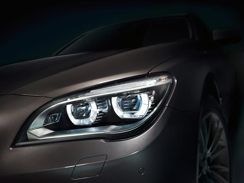 BMW 7 Series 2015, Oman