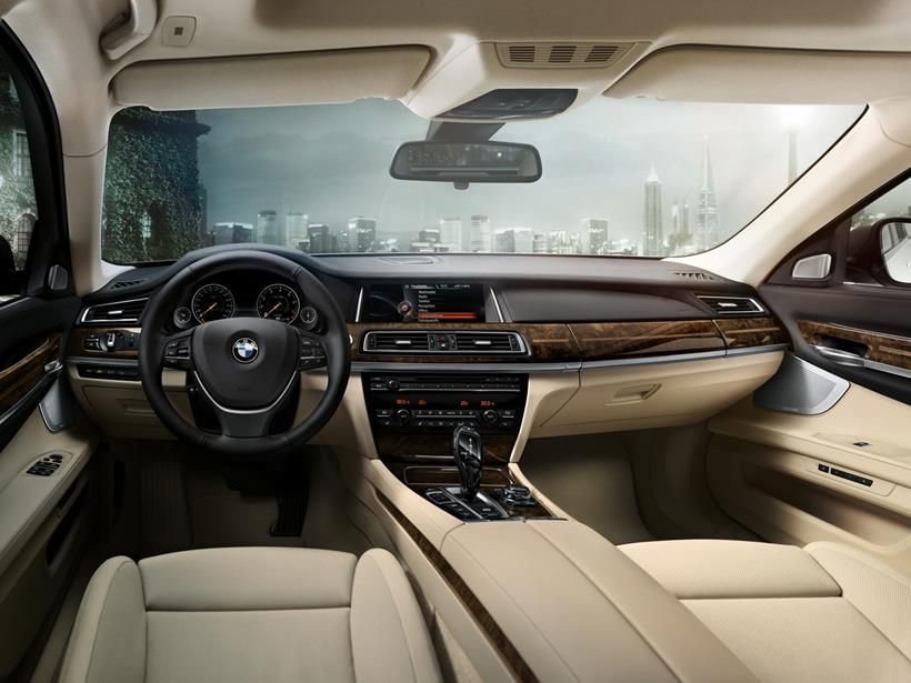BMW 7 Series 2015, Qatar