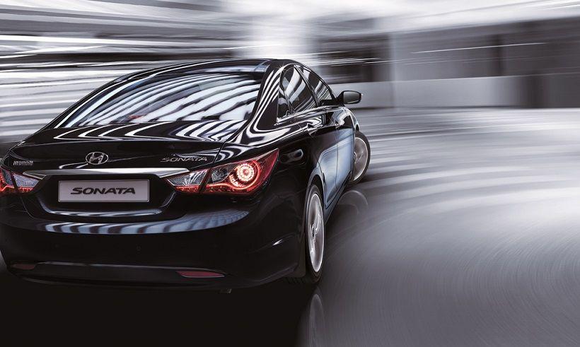 Hyundai Sonata 2012, Kuwait