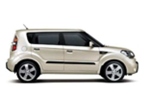 Kia Soul 2012, United Arab Emirates