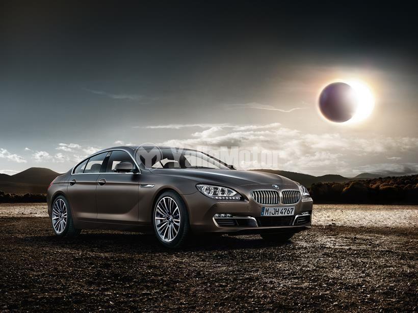 BMW 6 Series Gran Coupe 2015, Saudi Arabia