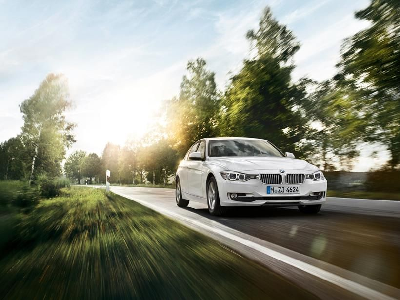 BMW 3 Series 2015, Saudi Arabia