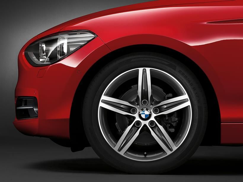BMW 1 Series 2015, Egypt