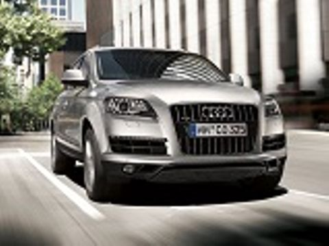 Audi Q7 2015, Oman