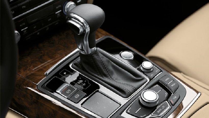 Audi A6 2015, Kuwait