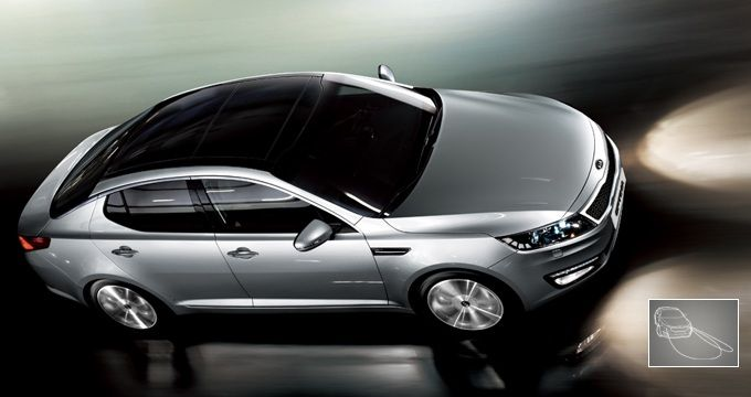 Kia Optima 2012, United Arab Emirates