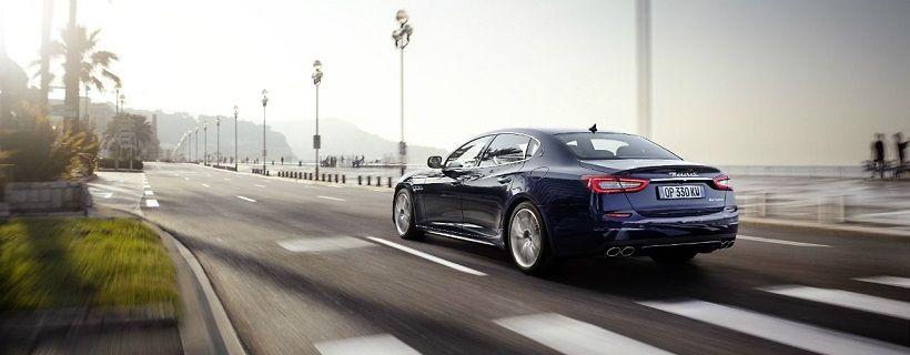 Maserati Quattroporte 2015, Kuwait