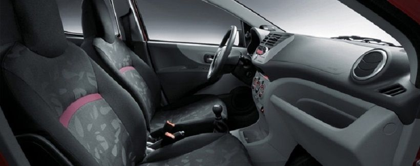 Suzuki Celerio 2015, United Arab Emirates