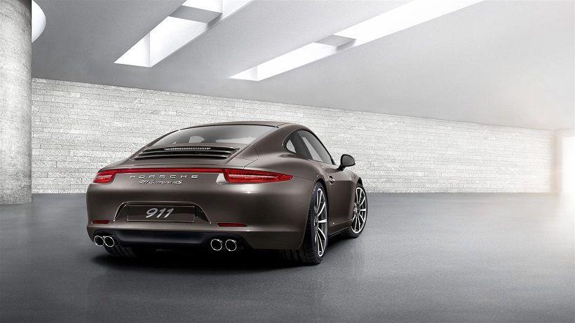 Porsche 911 2015, Kuwait