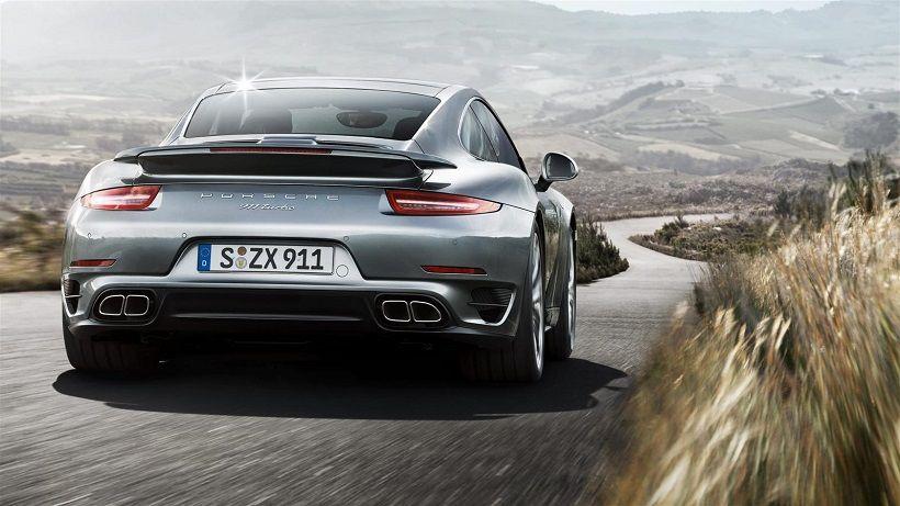 Porsche 911 2015, Saudi Arabia