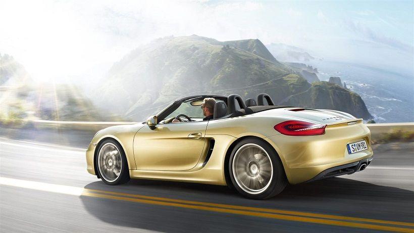 Porsche Boxster 2015, Kuwait
