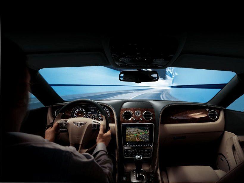 Bentley Continental GT 2015, Kuwait