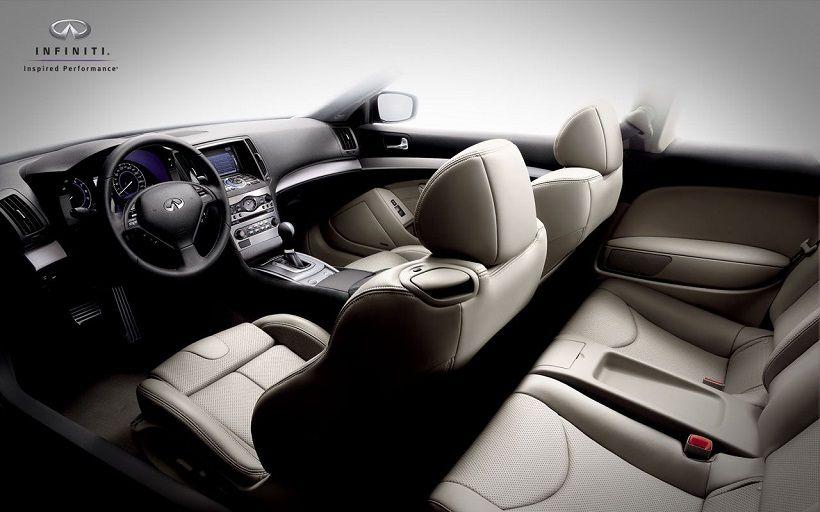 Infiniti Q60 Coupe 2015, Kuwait