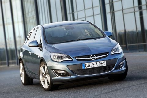 opel astra 2014 review