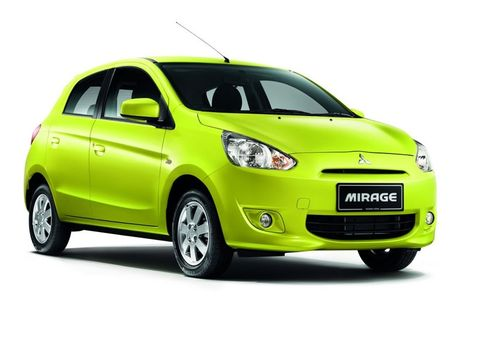 Mitsubishi Mirage 2015, United Arab Emirates