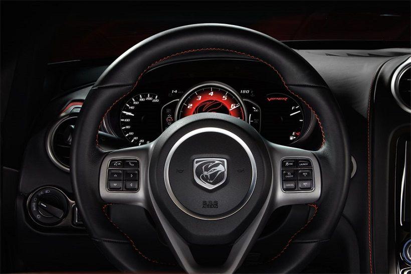 Dodge Viper 2015, Bahrain