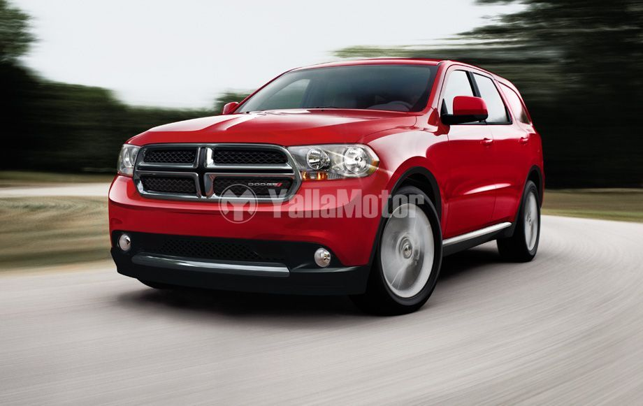 Dodge Durango 2015, United Arab Emirates