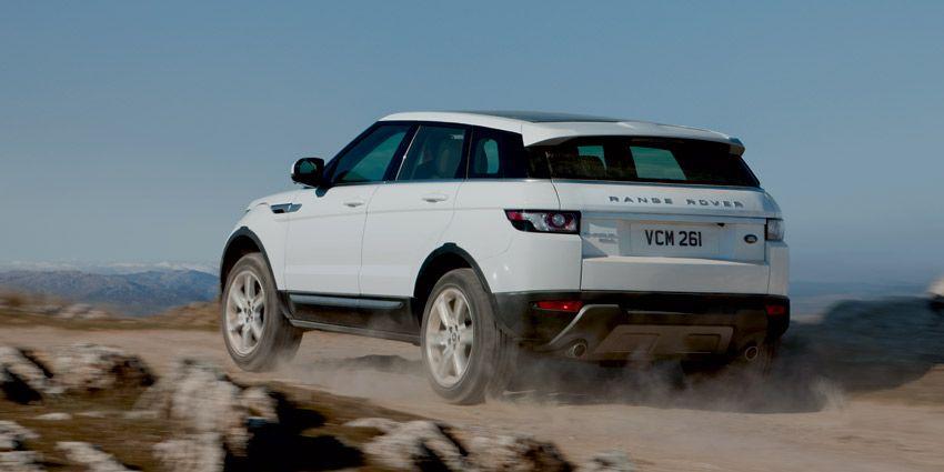 Land Rover Range Rover Evoque 2015, Kuwait